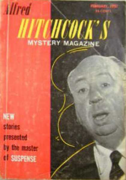 Alfred Hitchcock's Mystery Magazine - 2/1957