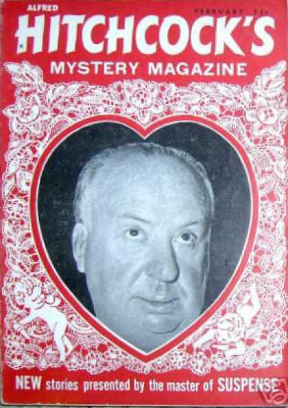 Alfred Hitchcock's Mystery Magazine - 2/1959