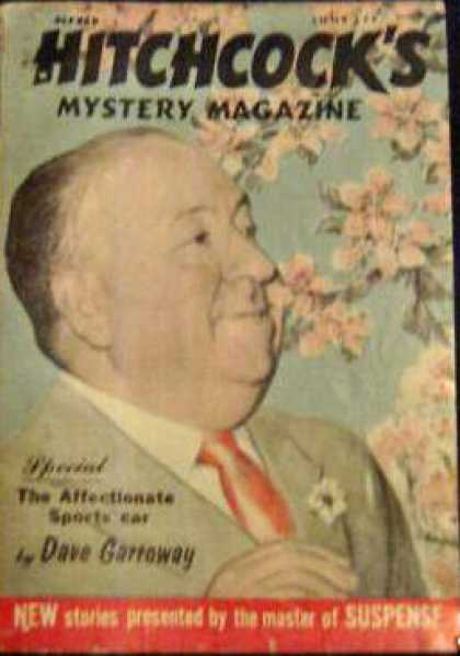 Alfred Hitchcock's Mystery Magazine - 6/1959
