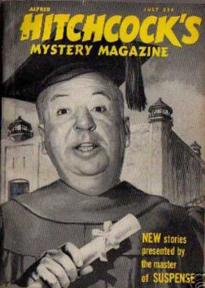 Alfred Hitchcock's Mystery Magazine - 7/1959