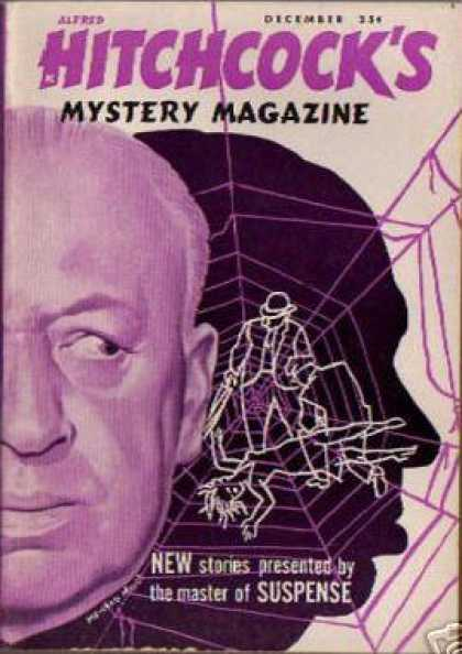 Alfred Hitchcock's Mystery Magazine - 12/1959