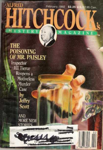 Alfred Hitchcock's Mystery Magazine - 2/1992