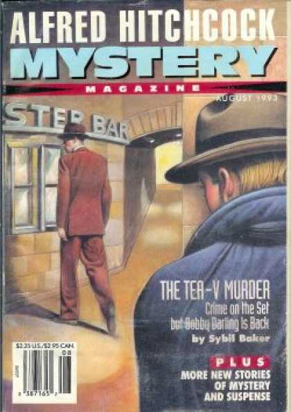 Alfred Hitchcock's Mystery Magazine - 8/1993