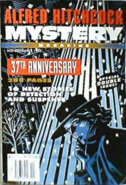 Alfred Hitchcock's Mystery Magazine - 12/1993