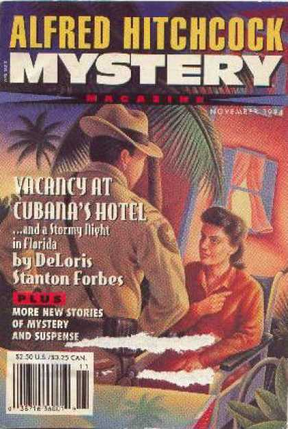 Alfred Hitchcock's Mystery Magazine - 11/1994