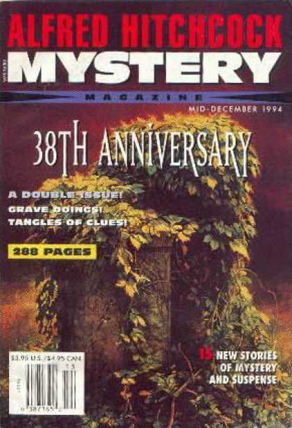 Alfred Hitchcock's Mystery Magazine - 12/1994