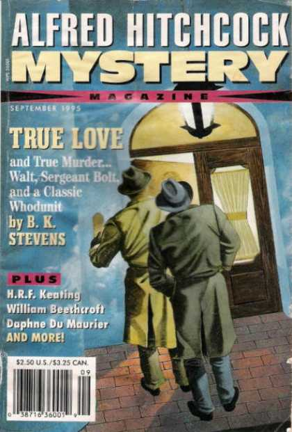 Alfred Hitchcock's Mystery Magazine - 9/1995