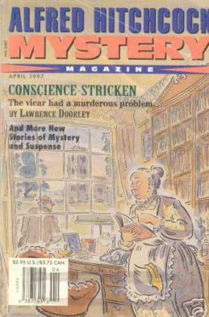 Alfred Hitchcock's Mystery Magazine - 4/1997