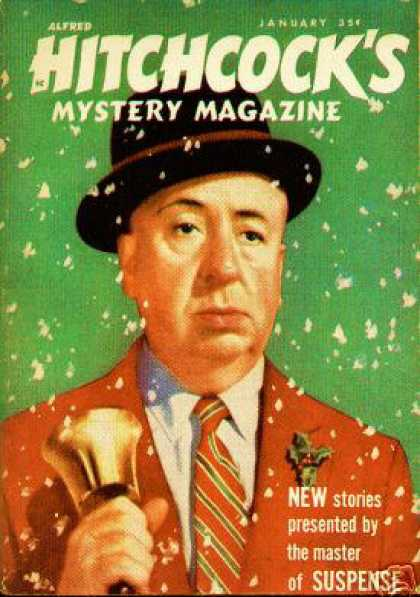 Alfred Hitchcock's Mystery Magazine - 1/1960