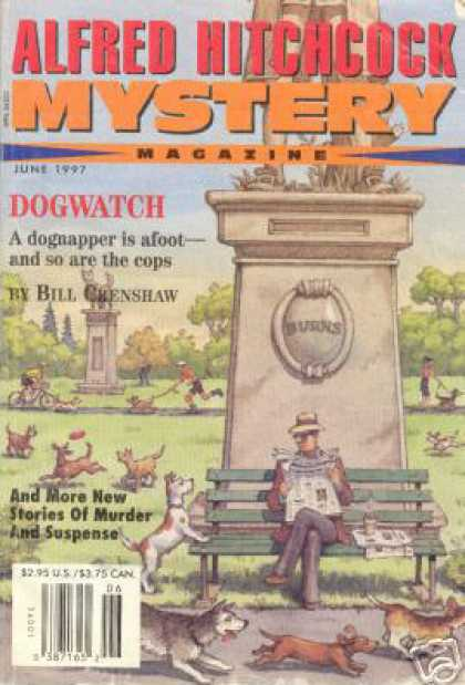 Alfred Hitchcock's Mystery Magazine - 6/1997