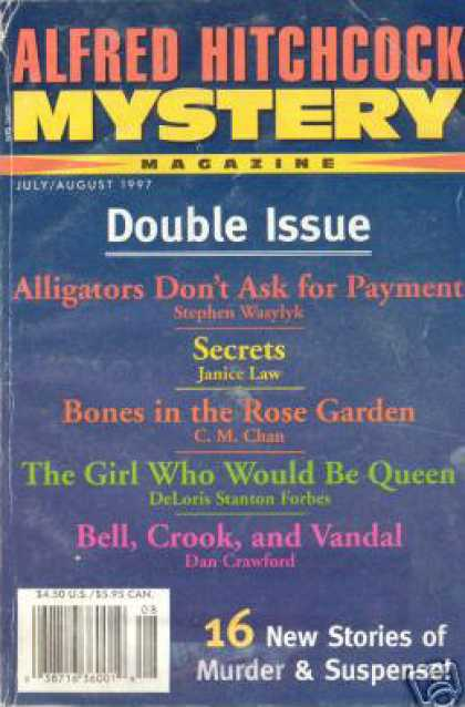 Alfred Hitchcock's Mystery Magazine - 8/1997