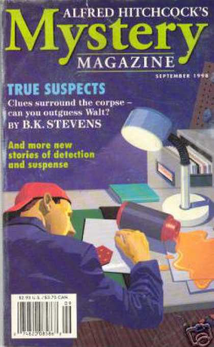 Alfred Hitchcock's Mystery Magazine - 9/1998