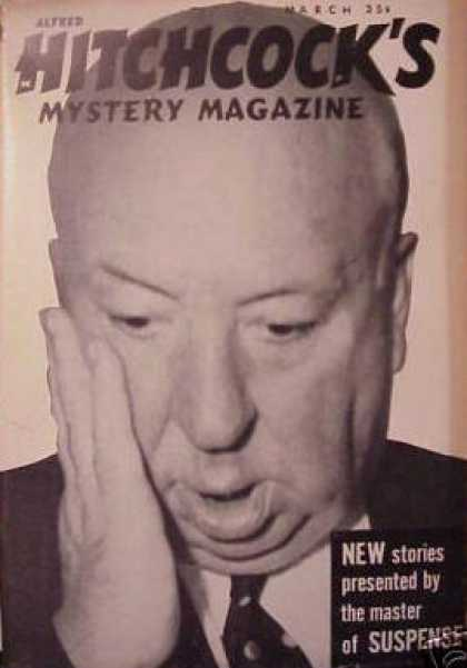 Alfred Hitchcock's Mystery Magazine - 3/1960