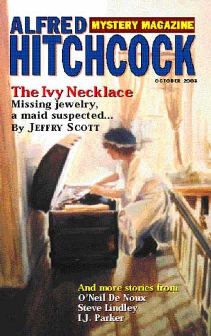 Alfred Hitchcock's Mystery Magazine - 10/2003