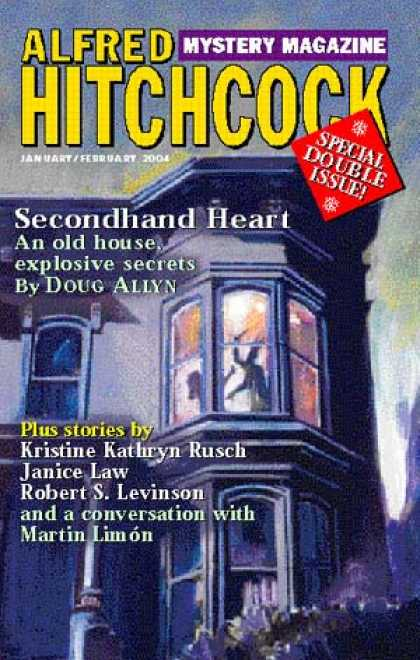 Alfred Hitchcock's Mystery Magazine - 2/2004
