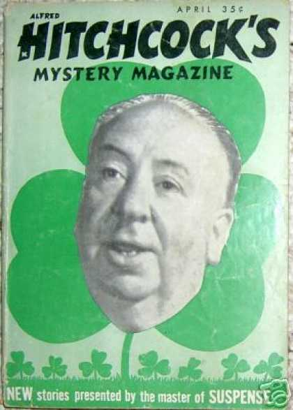 Alfred Hitchcock's Mystery Magazine - 4/1960
