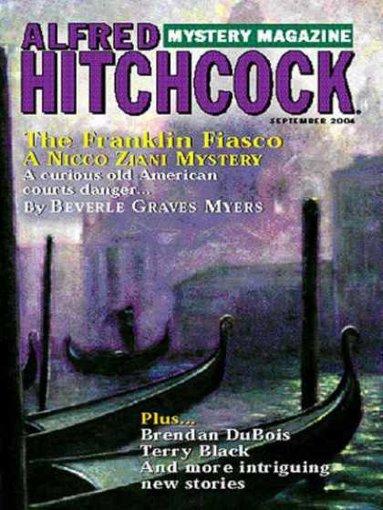 Alfred Hitchcock's Mystery Magazine - 9/2004