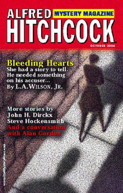 Alfred Hitchcock's Mystery Magazine - 10/2004