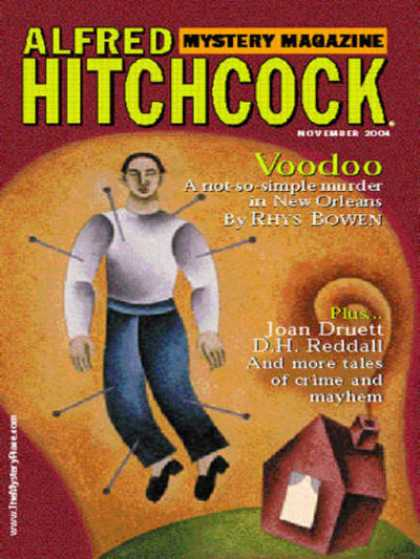 Alfred Hitchcock's Mystery Magazine - 11/2004