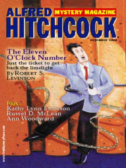 Alfred Hitchcock's Mystery Magazine - 12/2004