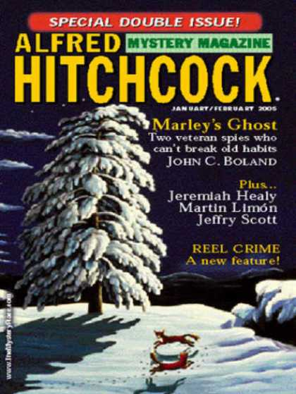 Alfred Hitchcock's Mystery Magazine - 2/2005