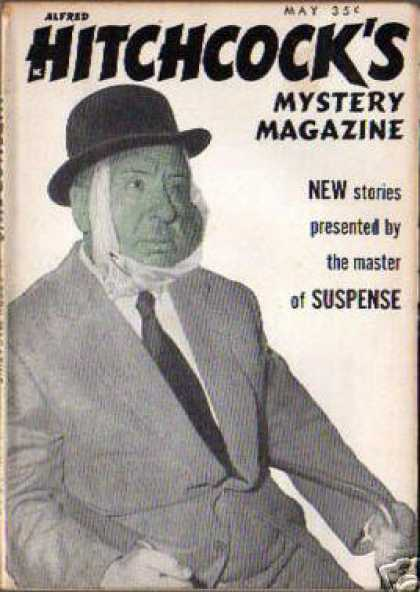 Alfred Hitchcock's Mystery Magazine - 5/1960