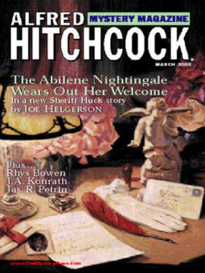 Alfred Hitchcock's Mystery Magazine - 3/2005