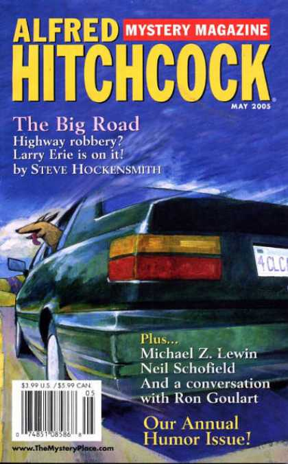Alfred Hitchcock's Mystery Magazine - 5/2005