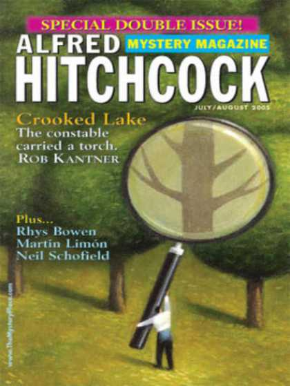 Alfred Hitchcock's Mystery Magazine - 8/2005