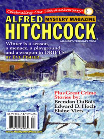 Alfred Hitchcock's Mystery Magazine - 2/2006