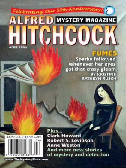 Alfred Hitchcock's Mystery Magazine - 4/2006