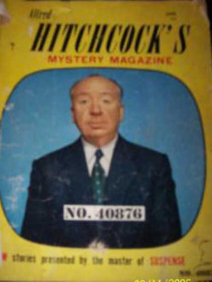 Alfred Hitchcock's Mystery Magazine - 6/1957