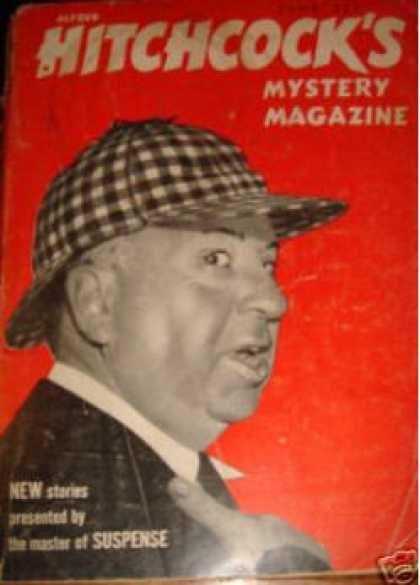 Alfred Hitchcock's Mystery Magazine - 6/1960