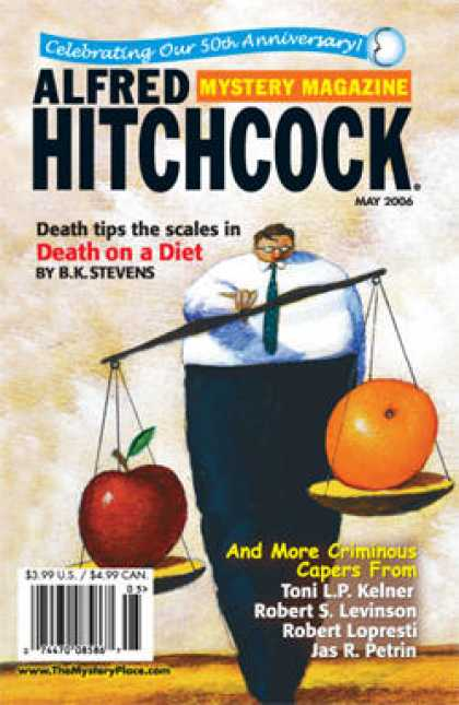 Alfred Hitchcock's Mystery Magazine - 5/2006