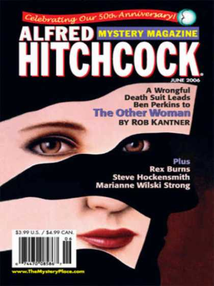 Alfred Hitchcock's Mystery Magazine - 6/2006