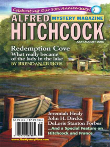 Alfred Hitchcock's Mystery Magazine - 8/2006