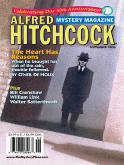 Alfred Hitchcock's Mystery Magazine - 9/2006