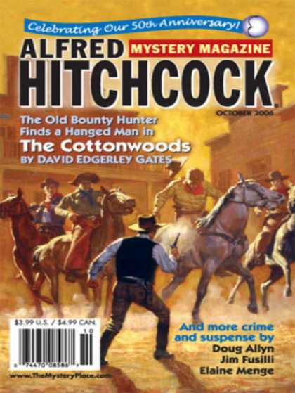 Alfred Hitchcock's Mystery Magazine - 10/2006