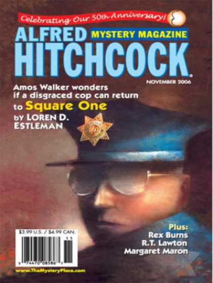 Alfred Hitchcock's Mystery Magazine - 11/2006