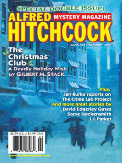 Alfred Hitchcock's Mystery Magazine - 2/2007