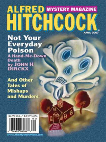 Alfred Hitchcock's Mystery Magazine - 4/2007