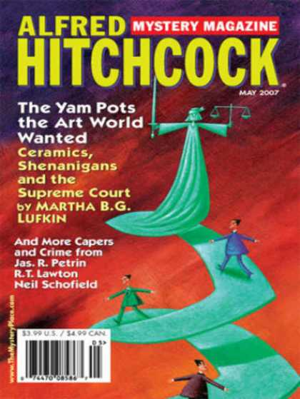 Alfred Hitchcock's Mystery Magazine - 5/2007