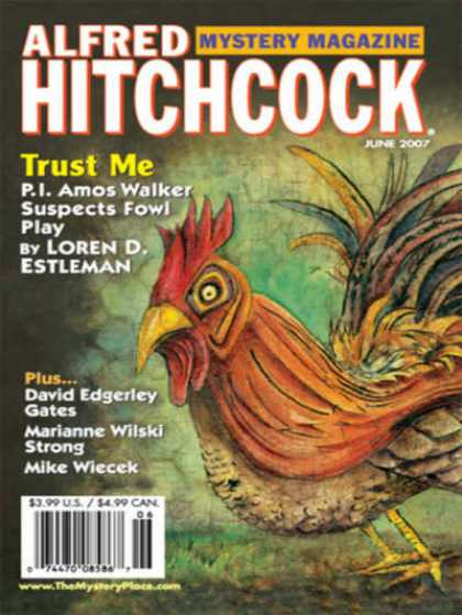 Alfred Hitchcock's Mystery Magazine - 6/2007