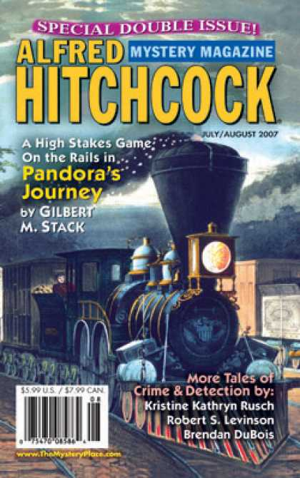 Alfred Hitchcock's Mystery Magazine - 8/2007