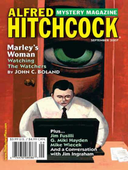 Alfred Hitchcock's Mystery Magazine - 9/2007