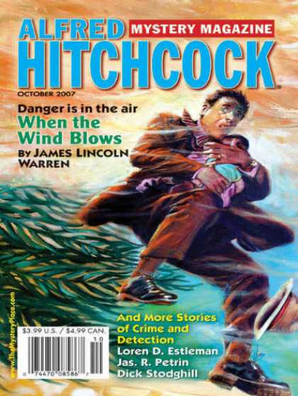 Alfred Hitchcock's Mystery Magazine - 10/2007