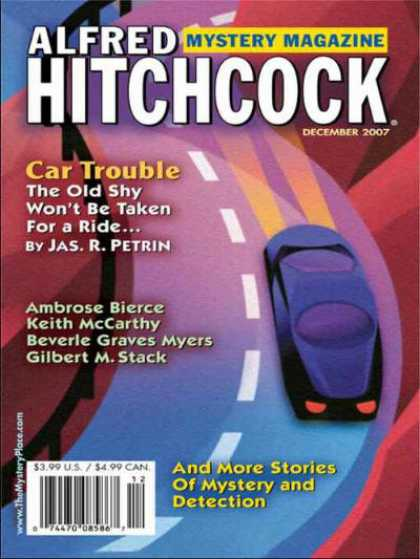 Alfred Hitchcock's Mystery Magazine - 12/2007