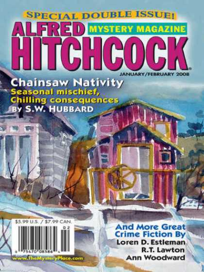 Alfred Hitchcock's Mystery Magazine - 2/2008