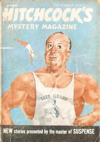 Alfred Hitchcock's Mystery Magazine - 9/1960