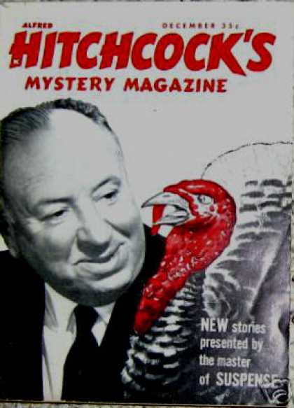 Alfred Hitchcock's Mystery Magazine - 12/1960